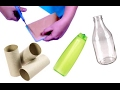 3 Manualidades con Reciclaje