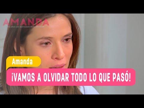 La venganza de Amanda - ¡Vamos a olvidar lo que pasó! / Capítulo 93