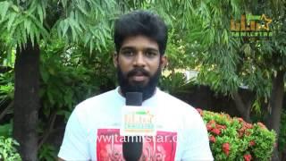 R  AKumaran Thaggaraj At Maiyam Movie Press Meet