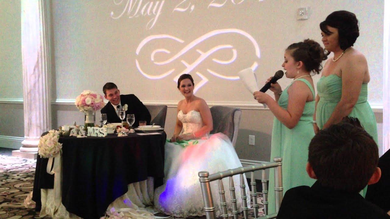 Love Rosie Wedding Speech Youtube Www Wolff Catskillet Com