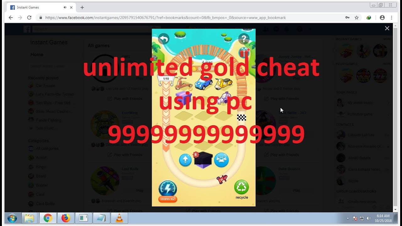 car tycoon game, (unlimited gold) hack 2018 - YouTube