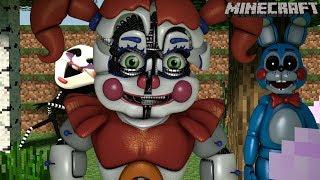 Minecraft FNAF Universe Mod Survival | Baby