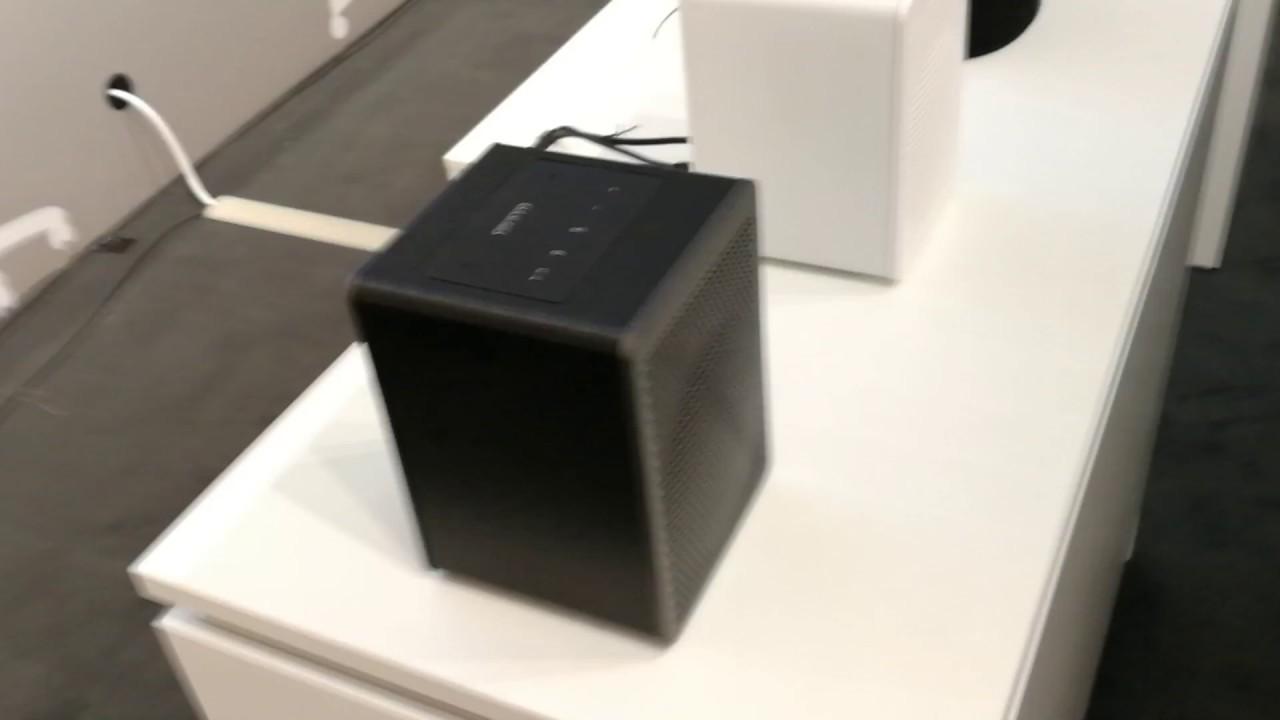 Onkyo Smart speaker G3 OK Google speakers