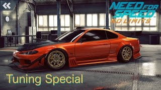[Nissan Silvia Spec R Tuning] Need for Speed - No Limits [1080p / FullHD]