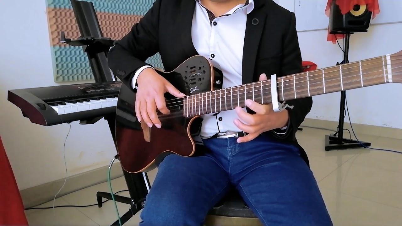 Lourdes Huachaca cover Requinto - YouTube