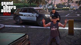 GTA 5 Roleplay - DOJ 251 - The Wrong Driver (Criminal)