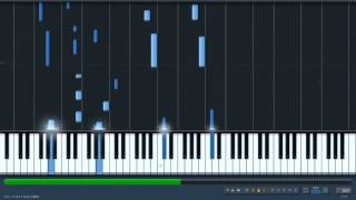 Как играть на пианино Титаник [My Heart Will Go On]