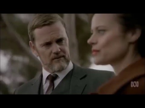 The Doctor Blake Mysteries-Lucien and Jean 'Arms'