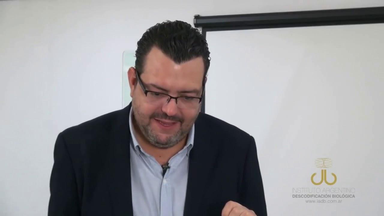 Ejemplo caso de retinitis pigmentosa Biodescodificacion Fernando Sanchez