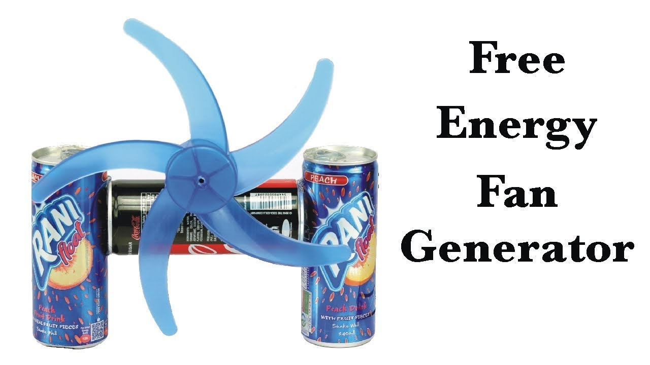 how to make free energy generator pdf