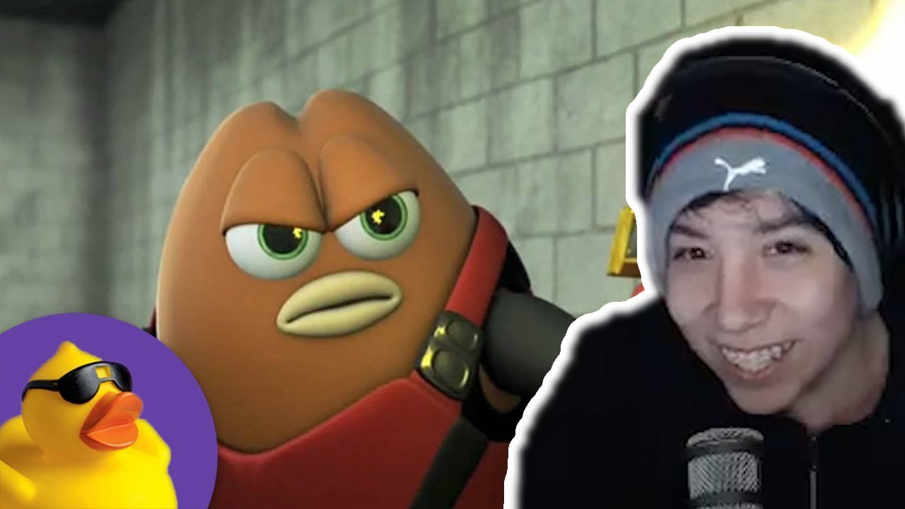 Download Quackity Reacts to Killer Bean
