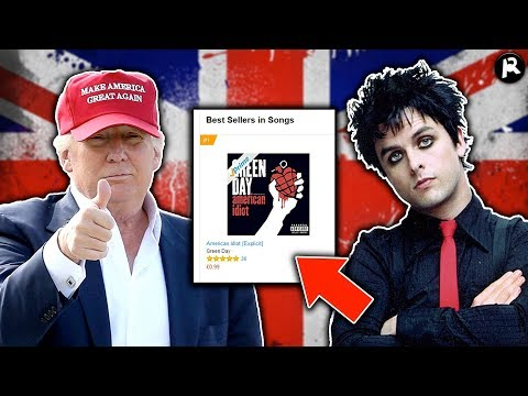 Green Day's American Idiot Might Hit #1 (Thanks to Trump Troll)