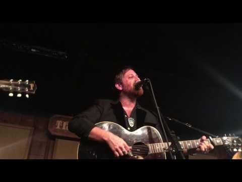 Dan Auerbach performs