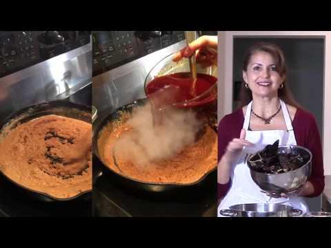Authentic Mole Rojo(Red) Recipe Highlights | Molé Mama