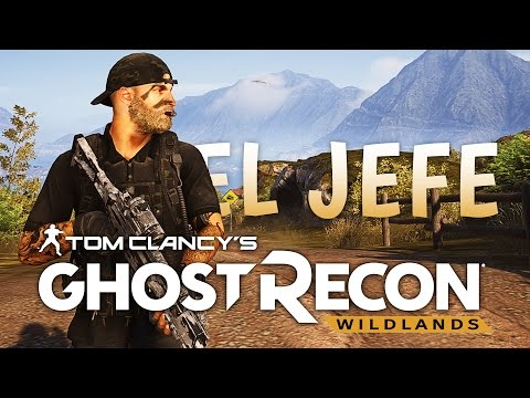 Tactical Stealth Island Assault - Ghost Recon Wildlands Game