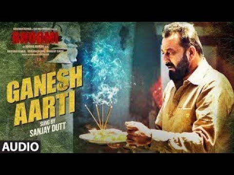 ganesh-aarti-full-audio---bhoomi-movie-songs|-sanjay-dutt-|-aditya-dev