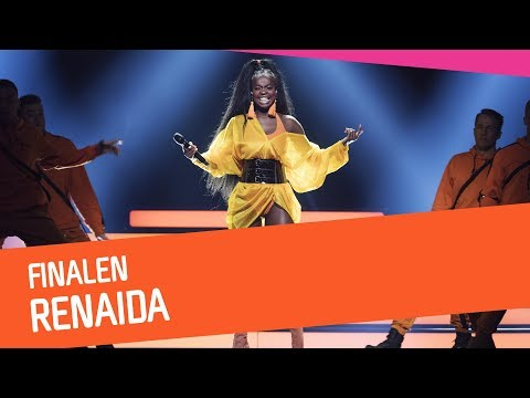 FINAL: Renaida – All the Feels | Melodifestivalen 2018