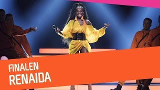 FINAL: Renaida – All the Feels | Melodifestivalen 2018