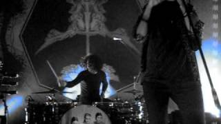the dead weather 60 feet tall live at the depot slc