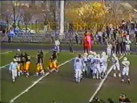 Detroit Henry Ford vs  Detroit Martin Luther King (2000 District Final State Playoff Game)