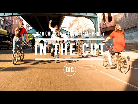 In The Cut - 2016 Chocolate Truck Philly BMX Jam