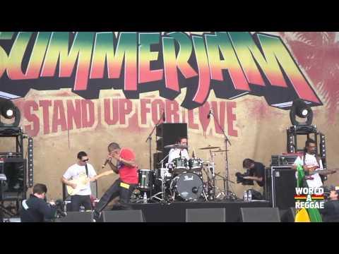 Gappy Ranks Live - Summerjam Festival 2011