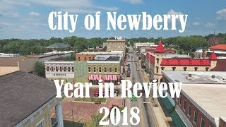 City of Newberry Year in Review 2018