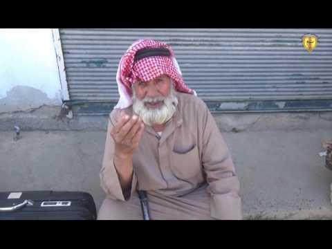 مشاهد من تحرير المدنيين من قبل مقاتلي مجلس منبج العسكري جنوبي الرقة