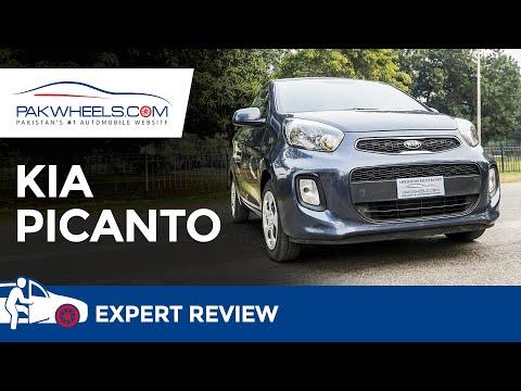 KIA Picanto Expert Review: Picanto Price, Specs & Features | PakWheels