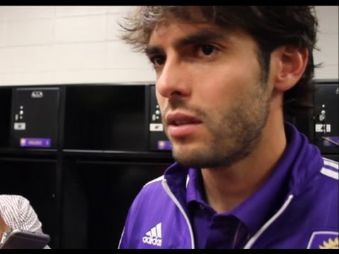 Kaká is happy with Orlando City´s first MLS victory