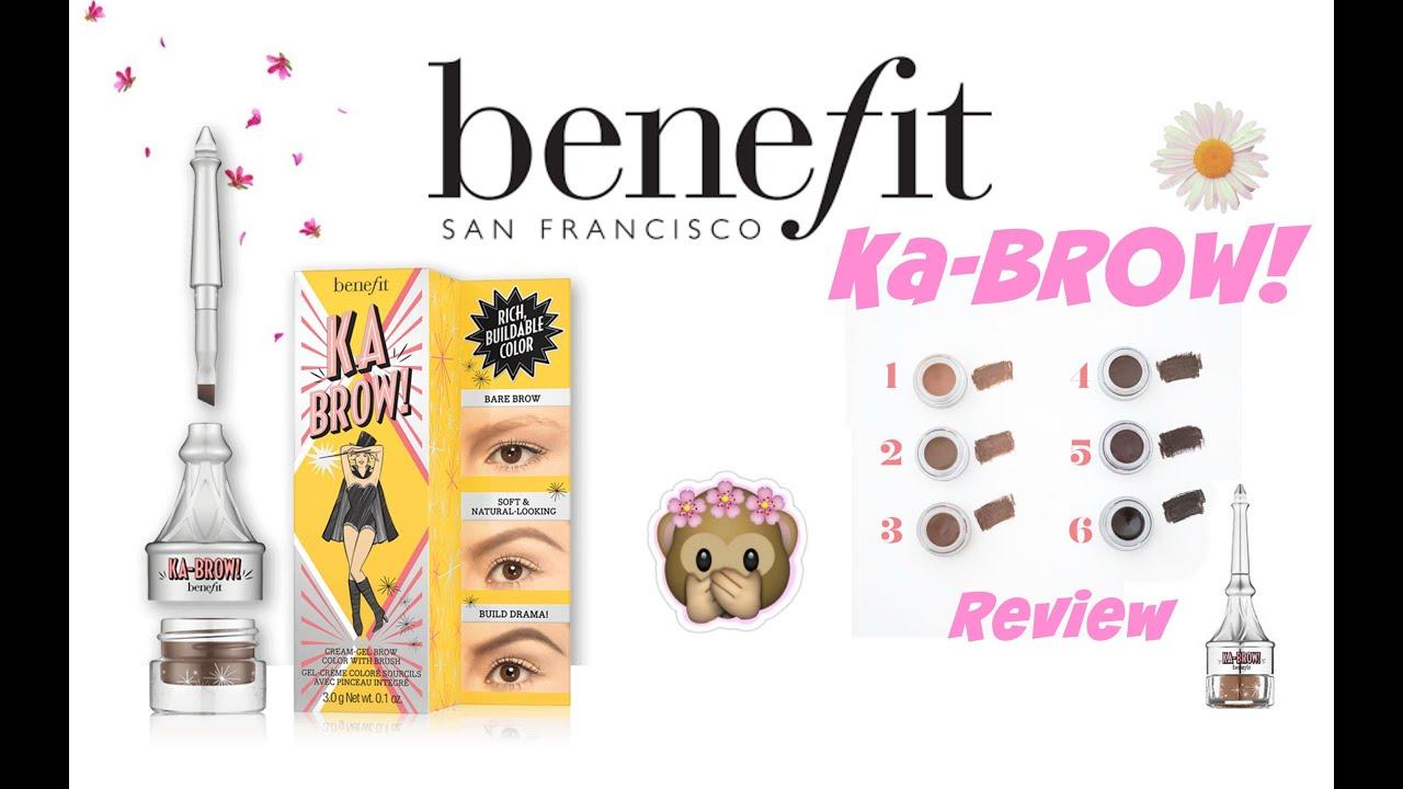ka-BROW! Cream-Gel Eyebrow Color by Benefit #21