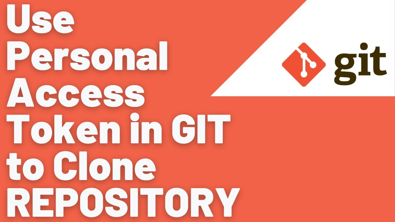 Create a Personal Access Token in Git