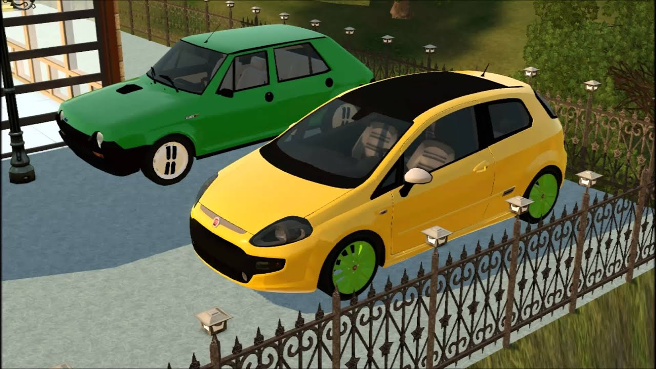sims 4 how to buy a car