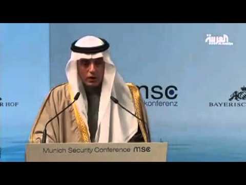 Saudi foreign minister on terrorism