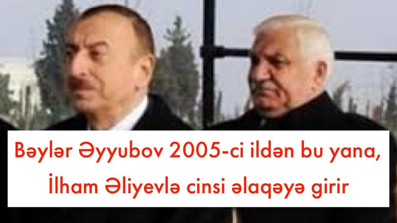 Bəylər Əyyubov arxasını İlham Əliyevə nəyin qarşılığında verib.?!