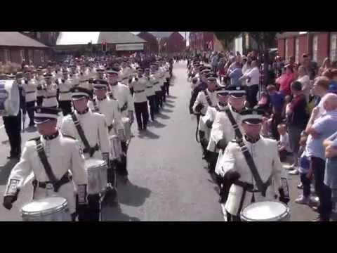 East Belfast Protestant Boys (P1) @ Vol Robert Squeak Seymour Memorial Parade 14-6-2014