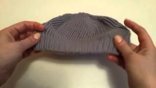 Как это делаю я. Вязание спицами. Мужская шапка.