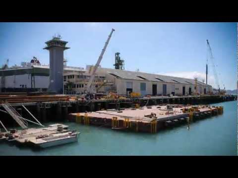 Townsville Port Inner Harbour Expansion (Berth 8)