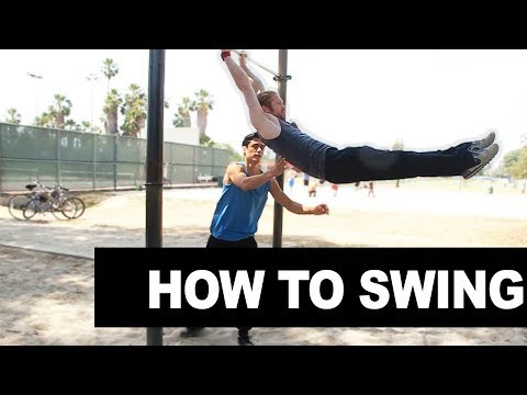 How to Swing (Lache) - Tutorial & Drills With Frank Grey