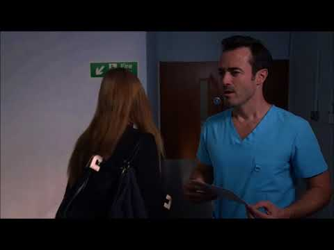 Holby City - Jac gets shot