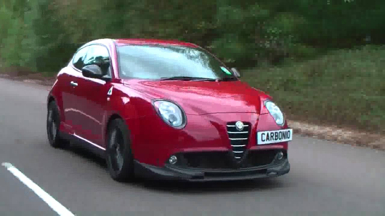 monza sports exclusive gta inspired 215bhp alfa mito carbonio youtube. Black Bedroom Furniture Sets. Home Design Ideas