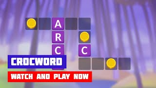 Crocword · Game · Gameplay