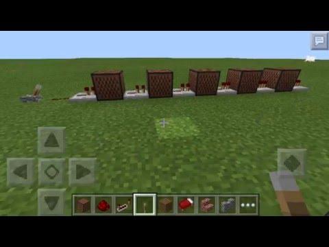 Come Usare I  Note Block (blocchi Sonori) (in Minecraft Pe O Pc).