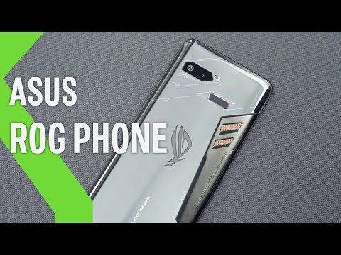 ASUS Rog Phone: así es el SMARTPHONE GAMING de ASUS que llega a España