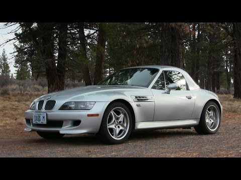 BMW Z3 M Roadster Car Review.