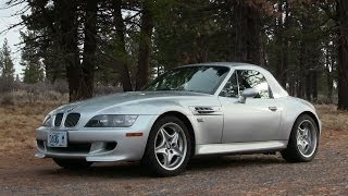 BMW Z3 M Roadster Car Review.