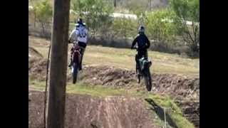advmx park evolution series open class #325 and #711