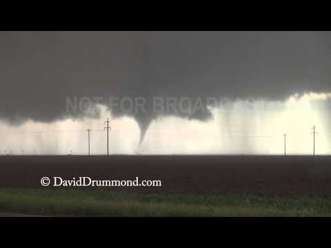 05/05/2015 Crosby County, TX Dual Tornadoes Full Length