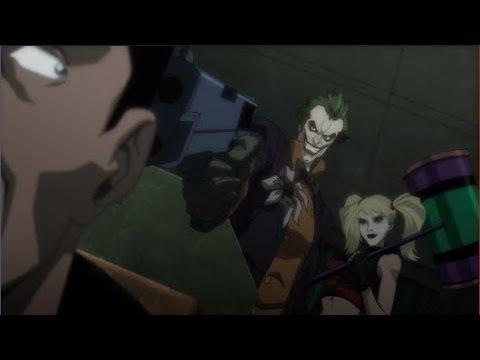 Deadshot vs The Joker