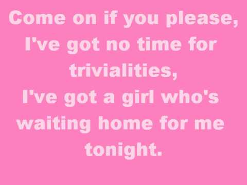 When I Get Home- The Beatles lyrics